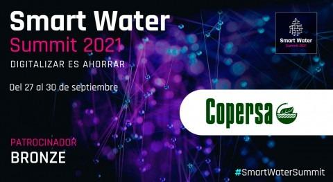 Copersa será Bronze Sponsor Smart Water Summit 2021