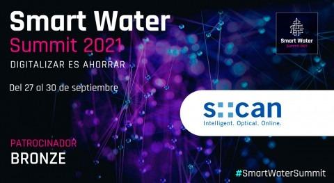s::can Iberia Sistemas Medición S.L.U. será Bronze Sponsor Smart Water Summit 2021