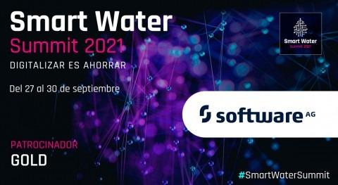 Software AG será Gold Sponsor Smart Water Summit 2021