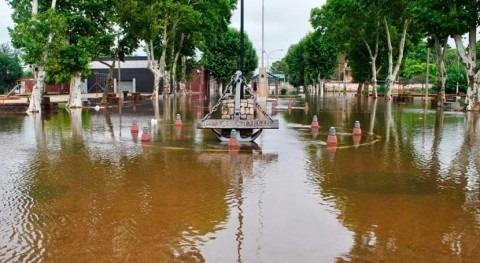 Uruguay define zonas inundables Paysandú planificar adaptación viviendas