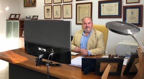 "Pedro Huesa: "" principal reto sector agua es integración economía circular"""