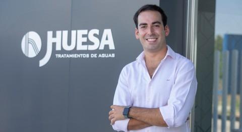""" J. Huesa queremos contribuir al desarrollo sostenible planeta, especialmente agua"""