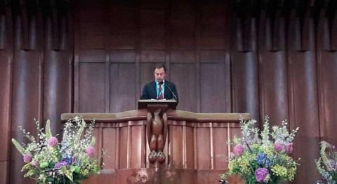 Pedro Medrano, miembro Red Impulsores Cambio, recibe premio Elinor Ostrom