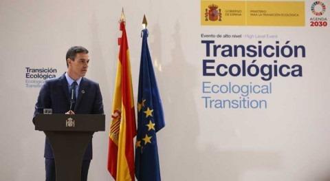 Gobierno Sánchez contará 235.000 millones euros combatir cambio climático