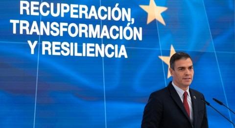 Plan Recuperación: lluvia millones acelerar transición ecológica España