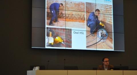 MC Spain muestra soluciones prevenir daños edificios frente inundaciones