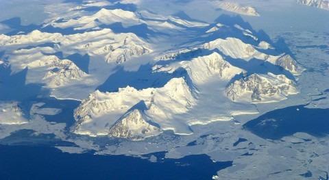 circulación oceánica global, amenazada agua polar cada vez más cálida y salada