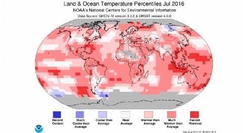 récord continúa: 15 meses consecutivos calor histórico