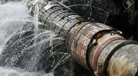 pérdidas agua, tema pendiente. Se resuelve gestión y uso tecnologías