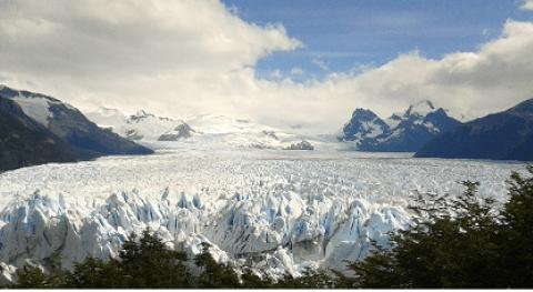 Patagonia: Tierra glaciares