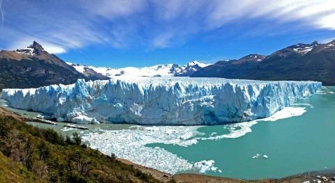Glaciares azules, otra víctima ser humano