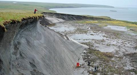 pérdida permafrost y absorción terrestre Ártico acelerarán calentamiento global
