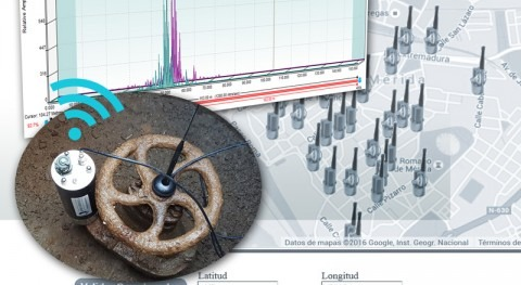 Nuevas soluciones sensorización avanzada reducir ANR redes distribución agua
