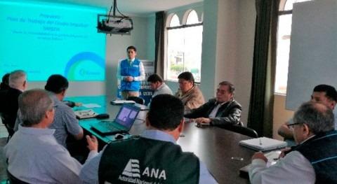 Sunnas presenta plan trabajo al Consejo Cuencas