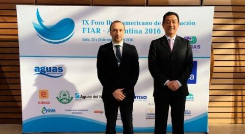 Perú, presente Foro Iberoamericano Reguladores Agua Potable
