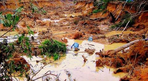 Preocupados: contaminación agua causa minería