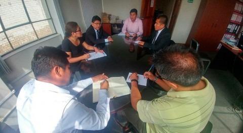 Perú aborda problemática saneamiento Tacna