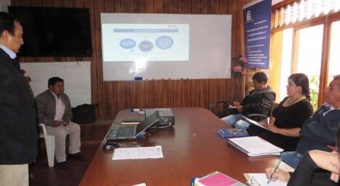 Municipalidad Baños Inca regularizará construcción pozos agua subterránea