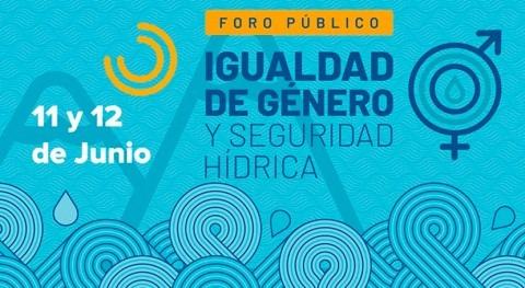 """Perú realizará primer Foro Nacional """"Igualdad género y seguridad hídrica"""""""