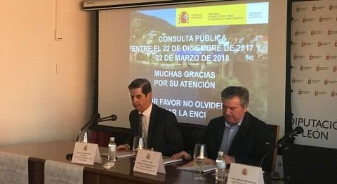 CHMS presenta Plan Especial gestión Sequía cuenca