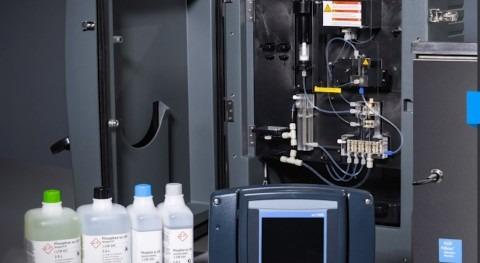 Nace Phospahx sc LR, tecnología Hach más avanzada medición fósforo aguas residuales
