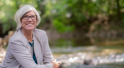 Joan Rose gana Stockholm Water Prize 2016