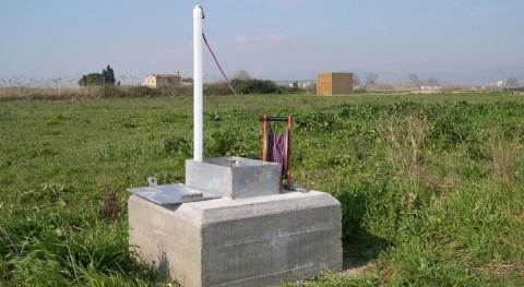 Cataluña incrementa puntos controlar volúmenes aguas subterráneas