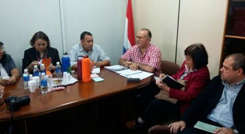 Continúan etapa evaluación técnica ofertas obras Pilcomayo