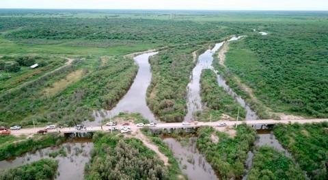 Gobierno paraguayo ya trabaja próxima riada Pilcomayo