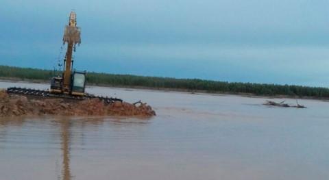 aguas Pilcomayo riegan 120 km territorio paraguayo pese escasez lluvias