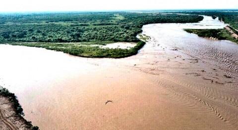 intervención tiempo río Pilcomayo evitó inundaciones más graves