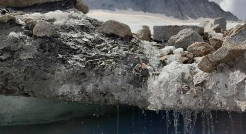 estudio, superficie glaciares Pirineo se ha reducido 23,2% 2011