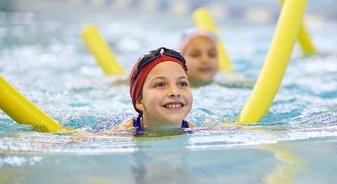parque acuático reduce uso cloro y energía sistema UV Wedeco