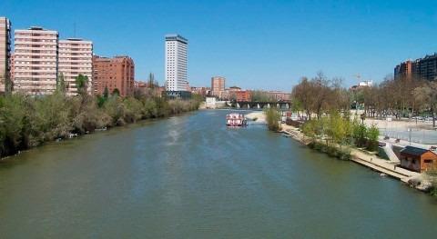 Valladolid cobra 1 millón euros Laguna y Zaratán depurar aguas residuales 2016