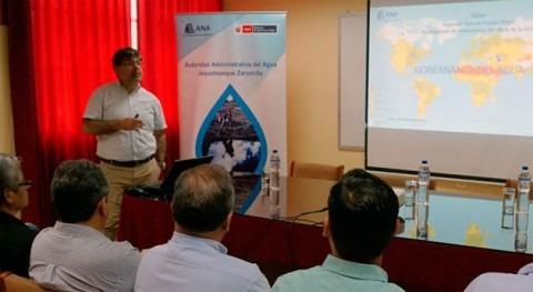 avances gobernanza agua Perú, análisis Piura