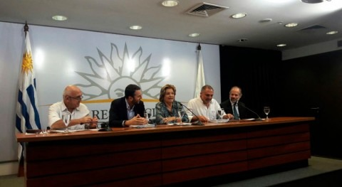 Uruguay presenta documento final Plan Nacional Aguas