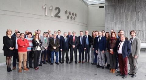 Gobierno madrileño pone marcha plan emergencia 15 presas Canal