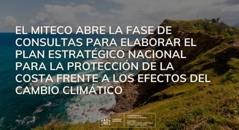 Plan proteger Costa frente efectos cambio climático pasa fase consulta