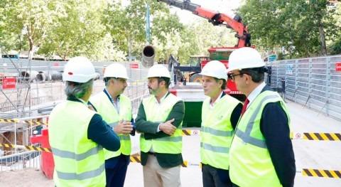 Madrid renovará Plan RED 3.200 kilómetros tuberías agua