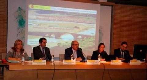 Presentado nuevo Plan Especial Sequía cuenca Guadalquivir