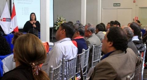 Plan Acción Género y Cambio Climático Perú consulta pública