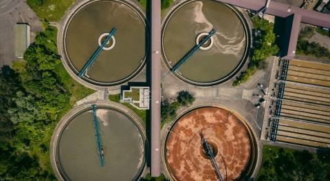 gestión aguas residuales y relación cambio climático