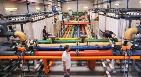 DuPont testea planta ELMASA Tecnología Agua técnicas vanguardia desalación