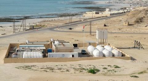 GS INIMA, adjudicataria plantas desaladoras concesión Barka V y Ghubrah III Omán