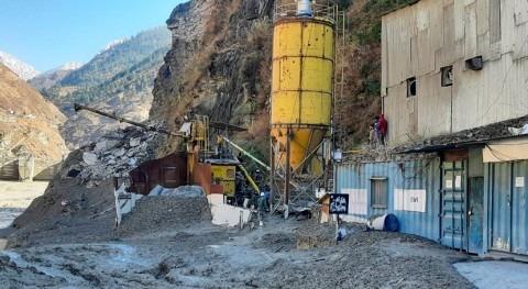 India declarará como fallecidos casi 140 desaparecidos desprendimiento glaciar