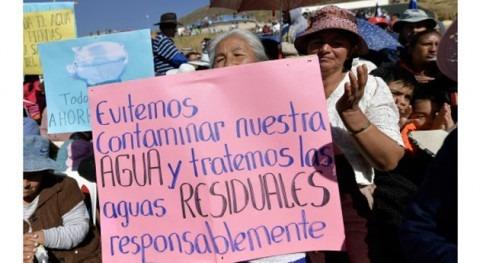 planta tratamiento Sacaba mitigará contaminación río Rocha Bolivia
