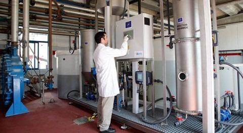 Generar más energía que se consume: depuradora Rubí, campo pruebas