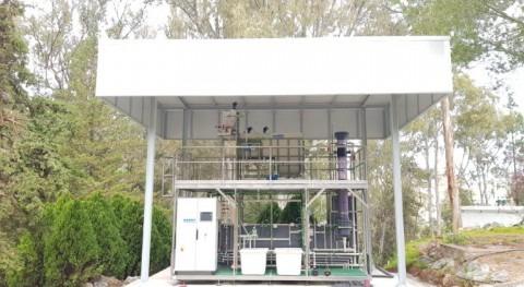 Cadagua ejecuta Planta Piloto ETAP Ciudad Autónoma Ceuta