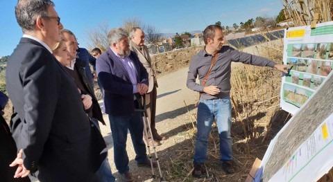 Comienzan trabajos mejorar estado ecológico río Segura