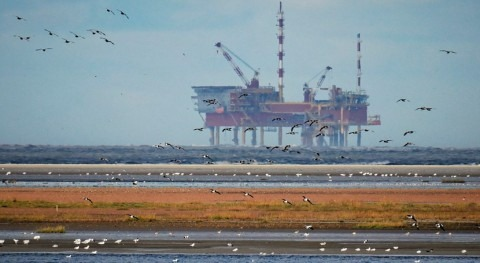 ciudad indonesia Balikpapan declara Estado emergencia vertido petróleo